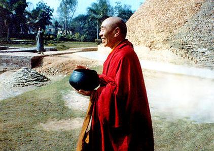 geshe-doga-kushinagar-india-1997