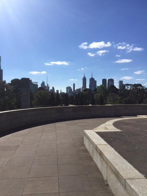 Botanical Gardens Melbourne 3-4-18