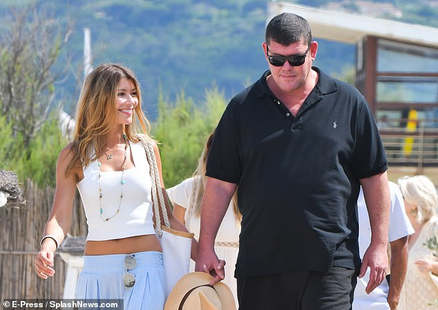 James Packer 2020 2